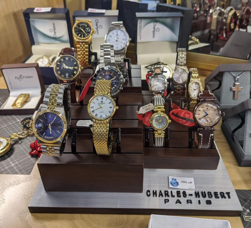 Watches @ Lakeshore Coin & Jewelry