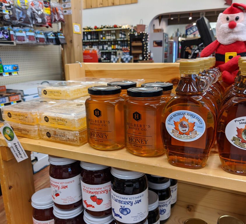 Local Jam and Honey @ Avenues End Mini Mall