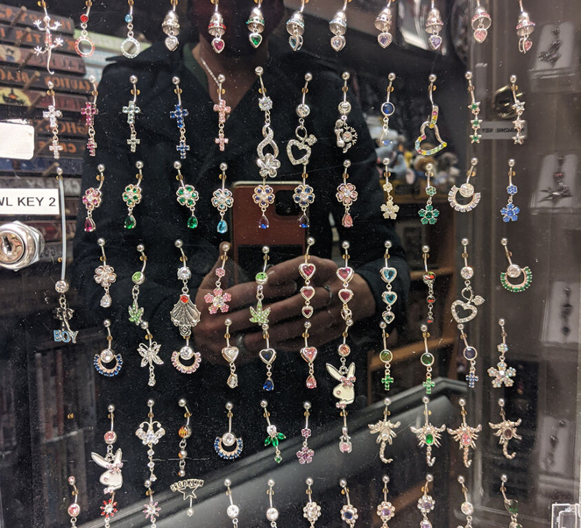 Body Jewelry @ AGS Gift Shop