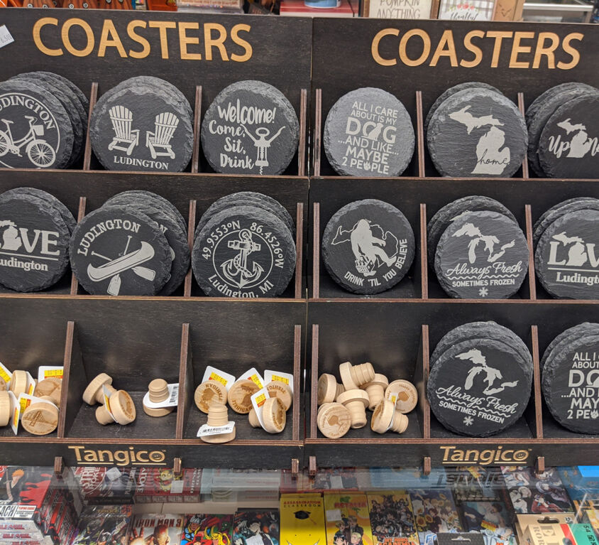 Coasters @ AGS Gift Shop