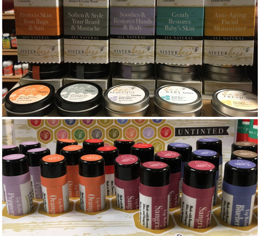 Sister Bees Balm @ Evergreen Natural Foods Market